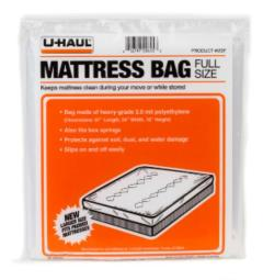 Rental store for MATTRESS BAG - FULL in Wilmington DE
