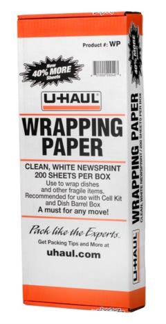 Rental store for 10 LB WRAPPING PAPER in Wilmington DE