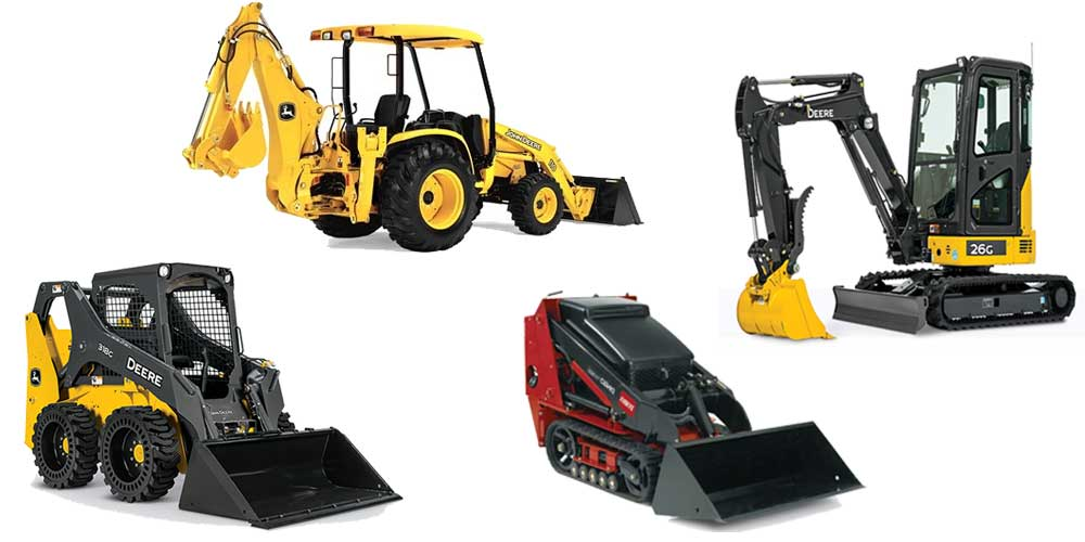 Equipment rentals in Middletown DE, Newark DE, Wilmington Delaware, Hockessin, Pennsville NJ, New Castle, Glasgow DE